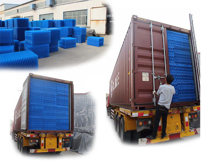 S-wave-cooling-tower-fill-Package-and-transportation