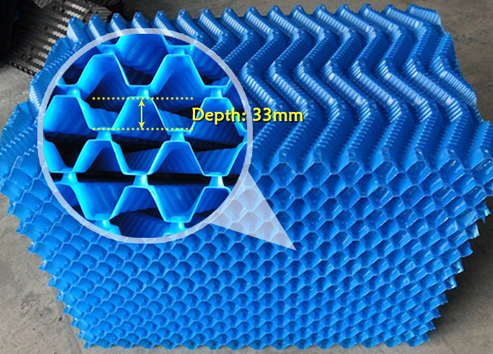 S-wave-cooling-tower-fill-depth
