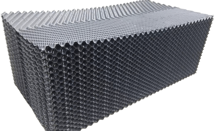 slider02 - Oblique cooling tower fill